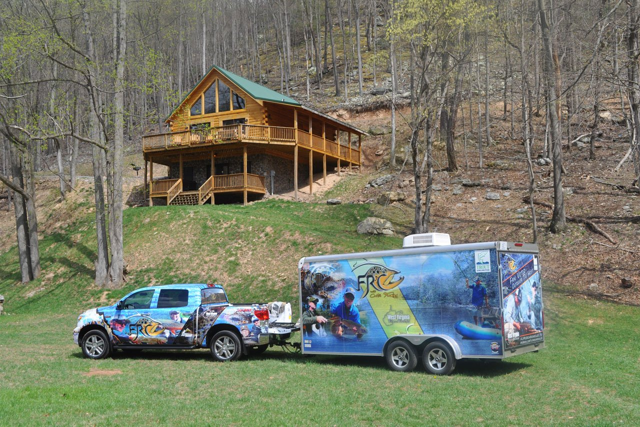 Welcome To Harman S Luxury Log Cabins In West Virginia